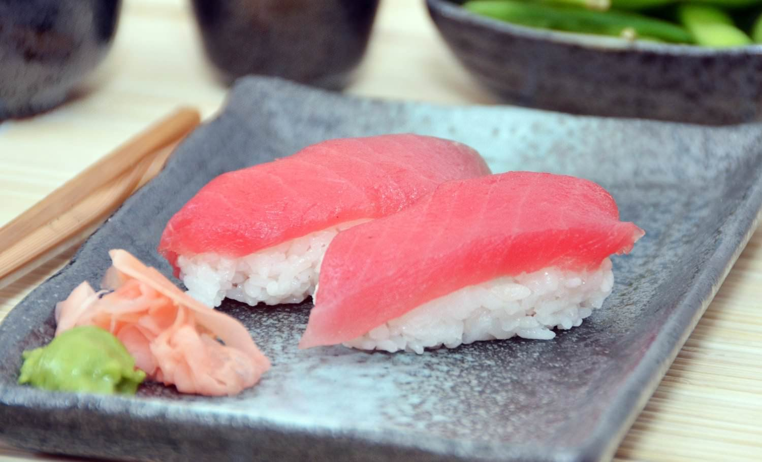 Sashimi Grade Ahi / Yellowfin Tuna 9oz