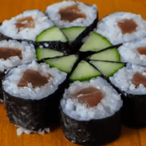 Full Moon Sushi Roll Recipe
