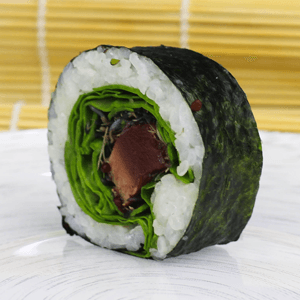 Seared Tuna Sushi Roll Recipe
