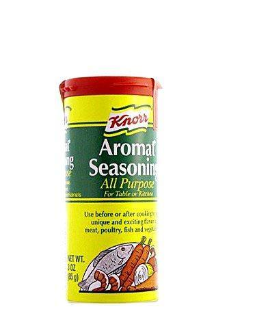 Aromat seasoning from Knorr