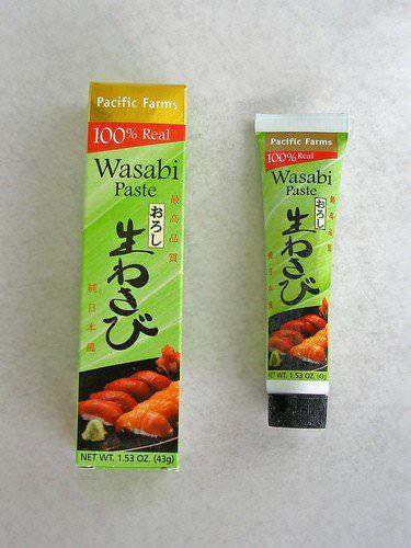 Fresh Real Wasabi – 42g tubes