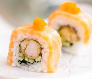 Salmon Dreams Sushi Recipe